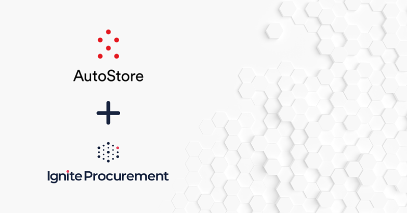 AutoStore signs agreement for the use of our spend management solution