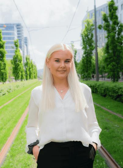 Thea Ihle, Digital Marketer i Ignite Procurement