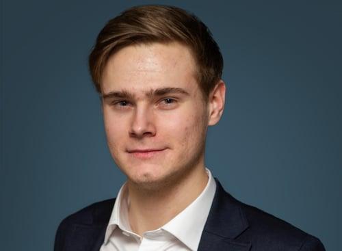 Andreas Moldskred, Software Engineer at Ignite Procurement