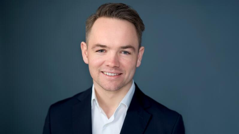 Kristian Morthen, Account Executive Nordics i Ignite Procurement