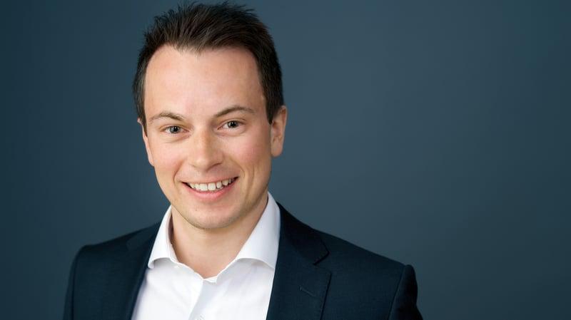 Sigbjørn Nome, CEO & Product Director i Ignite Procurement