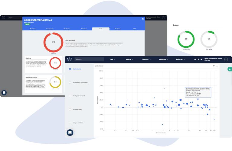 Ignite Procurement - Data enrichment